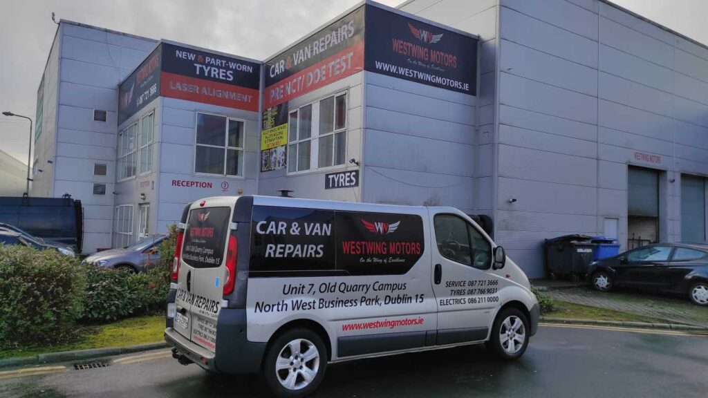 Westwing Motors offers a truly professional car and van service.
