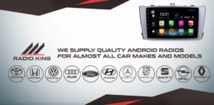 Where can you buy car radios and stereos in Ireland